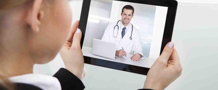 Doctolib : Réservez une consultation virtuelle avec un professionnel de santé