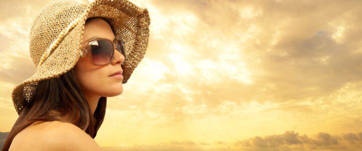 L'exposition au soleil avant et après les injections d'acide hyaluronique